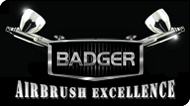 Badger airbrush