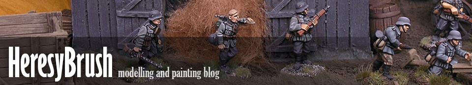 HeresyBrush, blog de modelismo, pintura y aerografía
