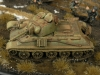 Panthers diorama in 15mm