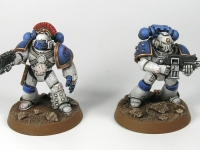 Horus Heresy Space Marines MK IV