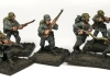 German trench soldiers