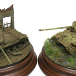 Vehículos noqueados en 15mm / K.O. vehicles in 15mm