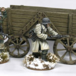 How to paint WWII Germans in winter gear