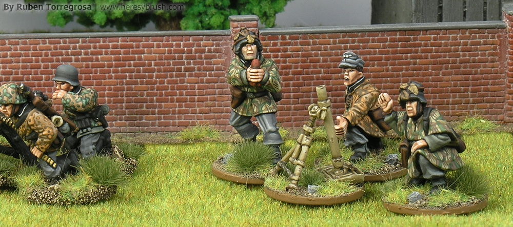 Bolt action paintingwar