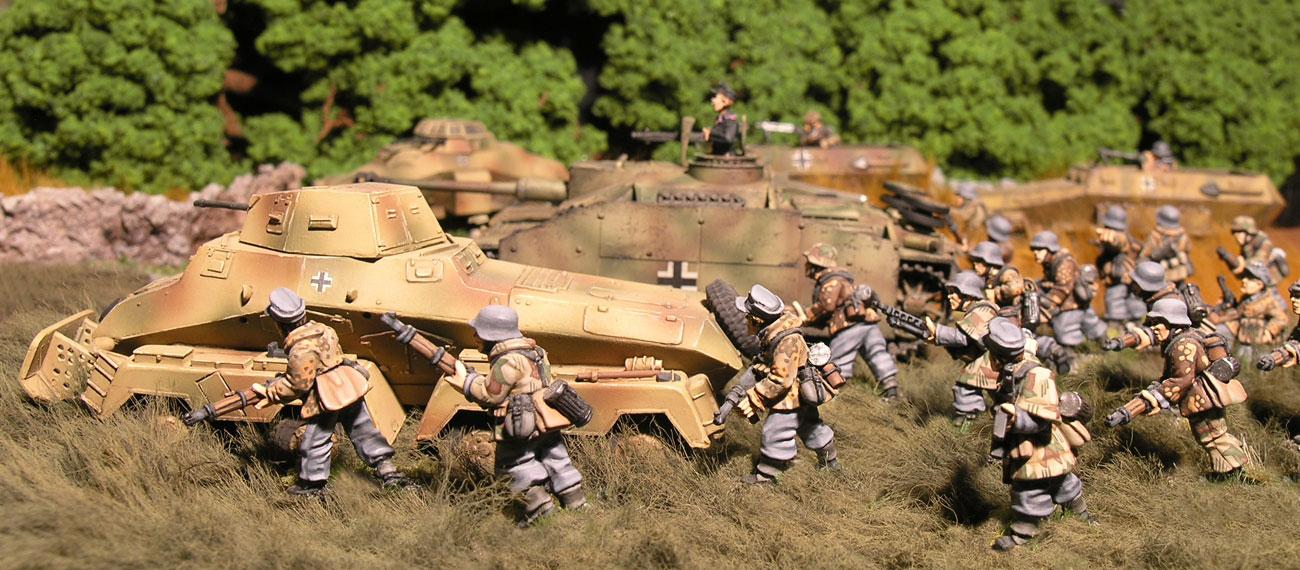 German WWII artizan bolt action