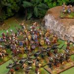 Los tlaxcaltecas y otros aliados de Cortés