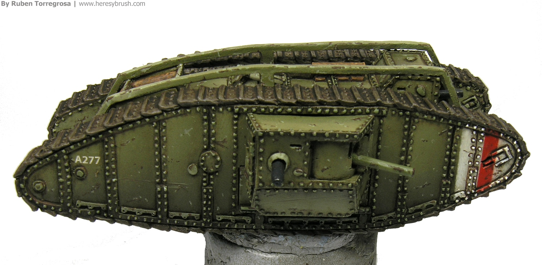 WWI mark IV