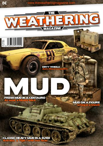 Weathering Magazine Mud