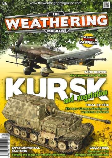 Weathering Magazine Kursk