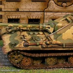 Videotutorial – Como pintar tanques alemanes (15mm)  How to paint German Tanks (15mm)