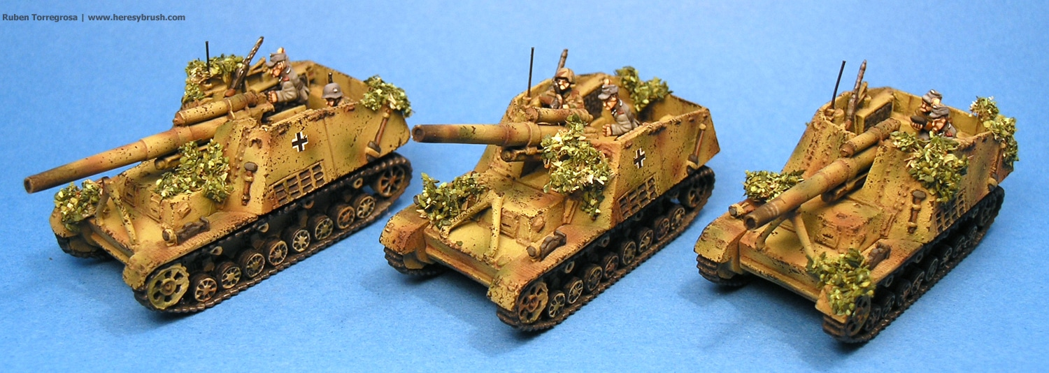 Hummels Flames of War