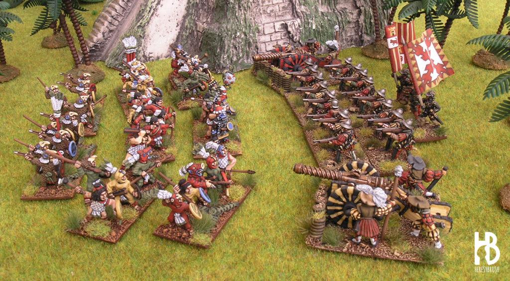 El ejército Méxica o Azteca