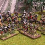 Equipo ofensivo y defensivo de los Conquistadores en México (1521)