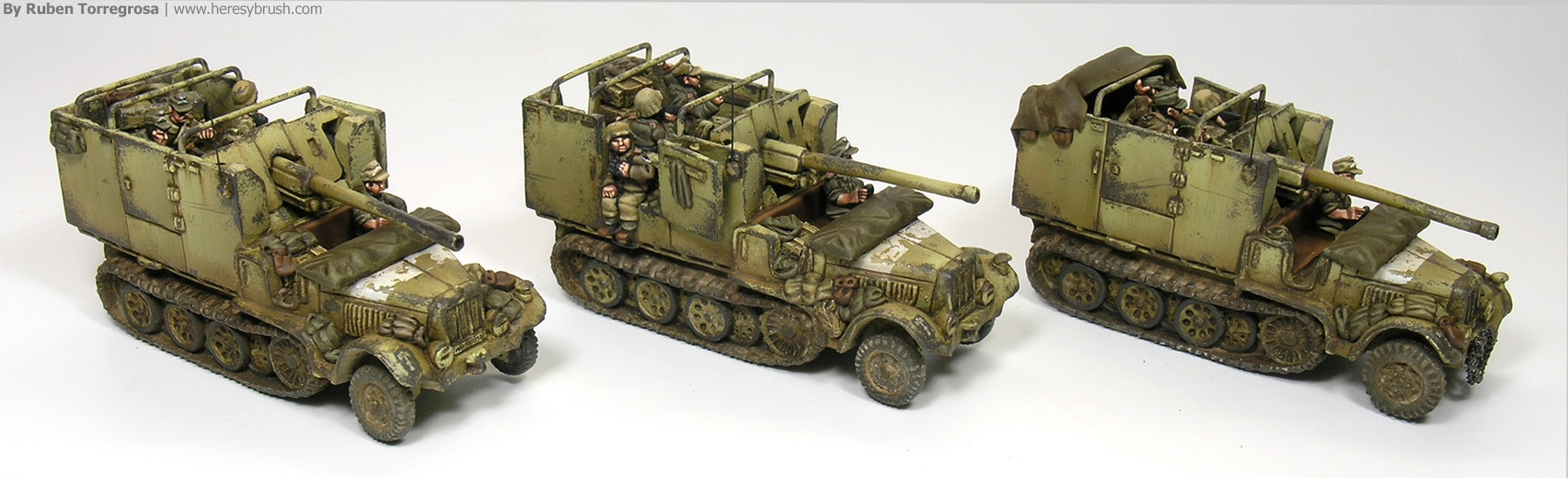 Afrika Korps flames of war