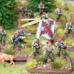 Como pintar Carlistas (Guerra Civil Española)