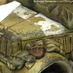 Como pintar vehículos del DAK — How to paint Afrika Korps vehicles