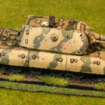 Camouflage con la tecnica della lacca