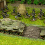 How to paint mid/late WWII Germans (1943) in 15mm