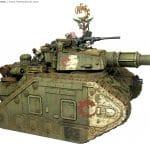 Warhammer 40.000 tanks I