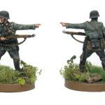 Como pintar alemanes con el uniforme M1935 (principios de guerra) en 28mm
