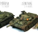 Lighting styles in 15mm tanks