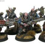 Culto robagenes, Warhammer 40.0000