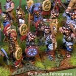 El ejército Tlaxcalteca