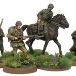 How to paint WWII Polish infantry and Uhlans in 28mm