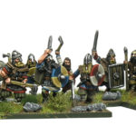 How to paint Vikings in 15mm