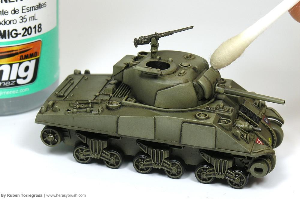 Painting Wargames TanksBLABLABLA