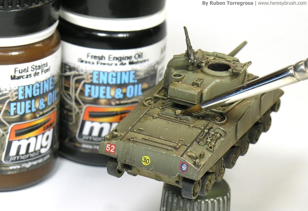 OLYMPUS Painting Wargames TanksCAMERA