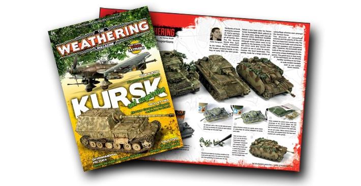 Kursk Weathering Magazine