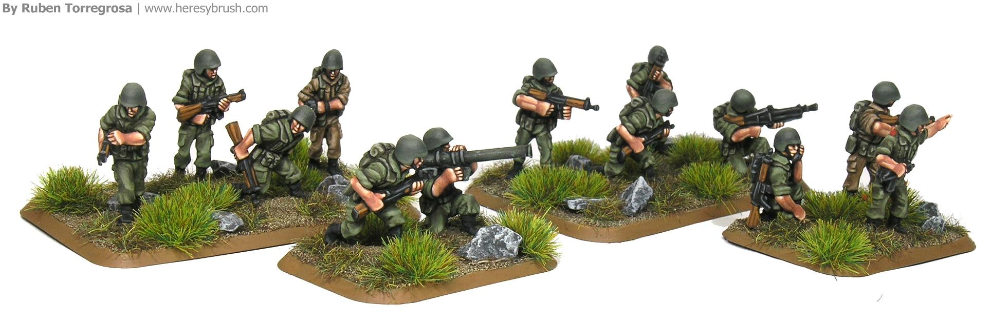Totentanz Spanish army 1980