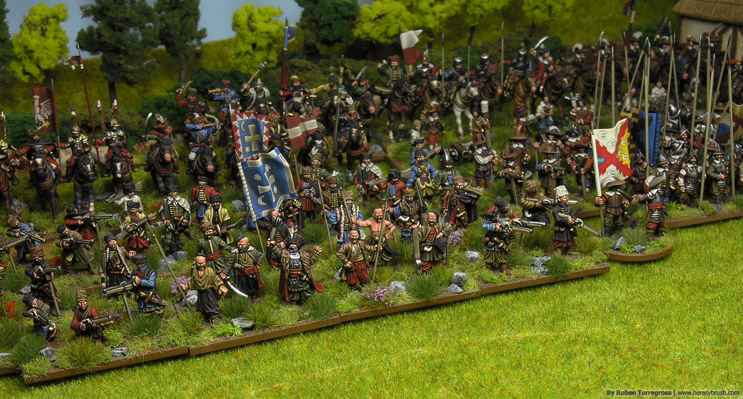 Thirty years war tercios totentanz