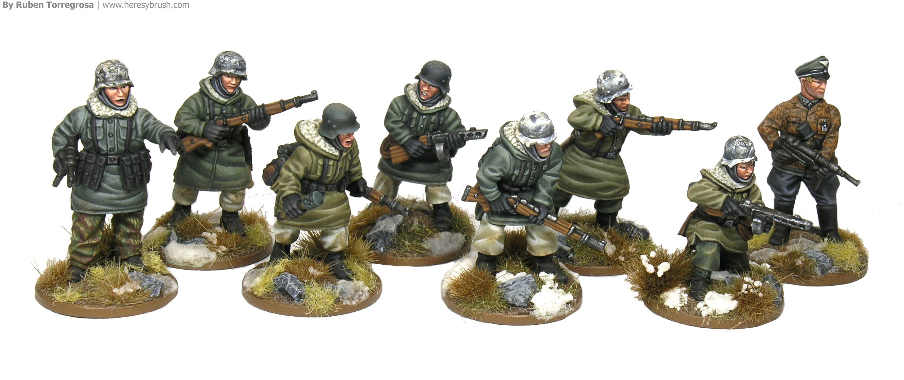 Kharkov heer46 miniatures