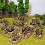 Como hacer bases pavimentadas para Flames of War