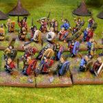 Come dipingere gli scacchi in 15mm