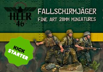 Fallschirmjäger Heer46