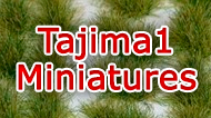 Tajima1 Miniatures - Tufts to decorate your miniature bases