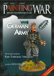 PAINTING WAR: WWII GERMAN ARMY IN CAMPAIGN