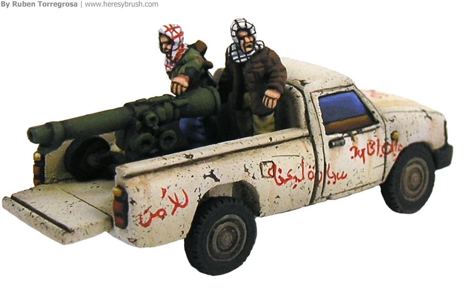 Guerra en Oriente Medio - War in the Middle-East