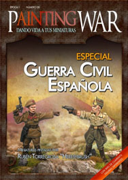 PAINTING WAR: SPANISH CIVIL WAR