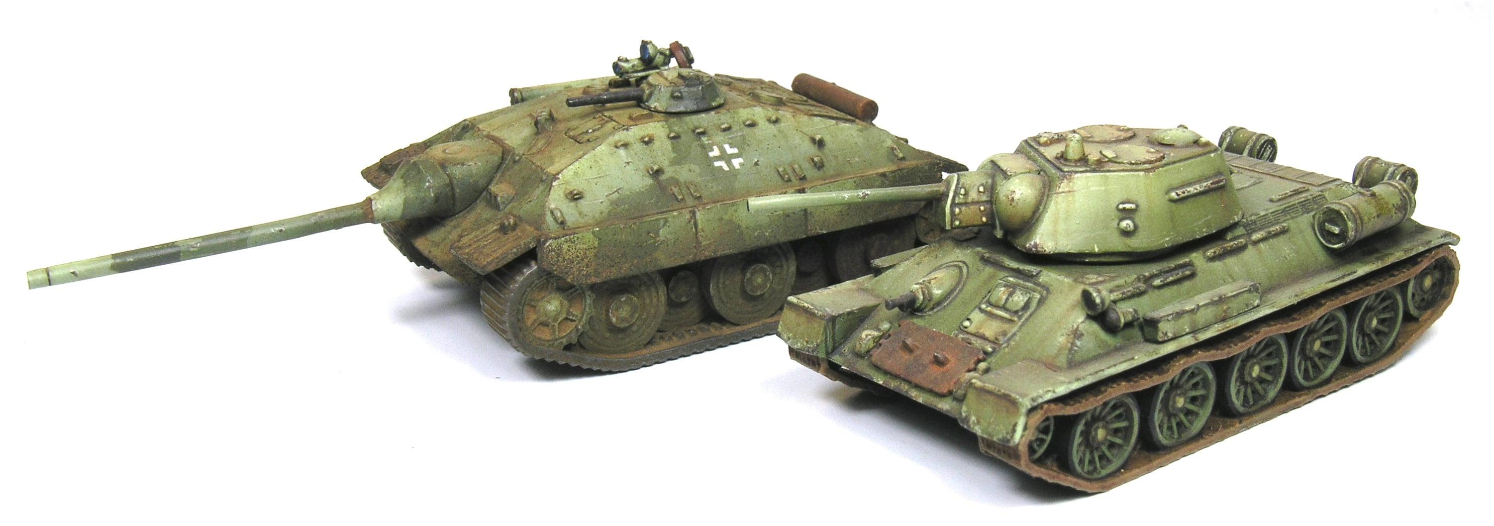 Pintando tanques en 15mm: tanque E25 - Painting 15mm tanks: E25 tank