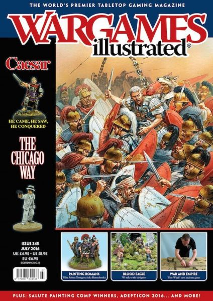 How to paint a Romans (15mm)