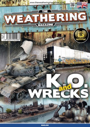 Weathering Magazine K.O. & wrecks